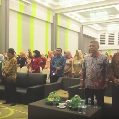 Yudisium & Ramah Tamah Fakultas Ekonomi UMI periode 1 tahun 2018