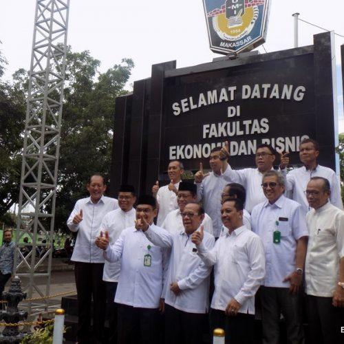 Launching Fakultas Ekonomi Dan Bisnis